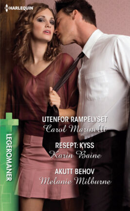 Utenfor rampelyset/Resept: Kyss/Akutt behov