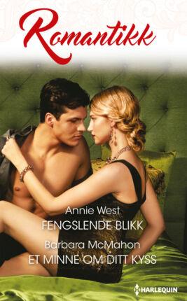 Fengslende blikk/Et minne om ditt kyss - ebook