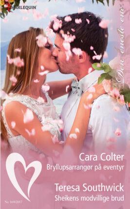 Bryllupsarrangør på eventyr/Sheikens modvillige brud