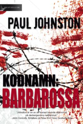 Kodnamn: Barbarossa - ebook