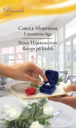 I stormens öga/Recept på kärlek - ebook