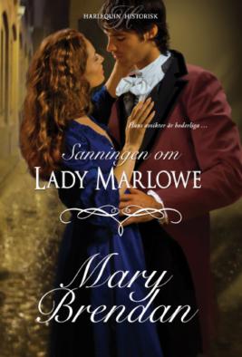 Sanningen om lady Marlowe - ebook