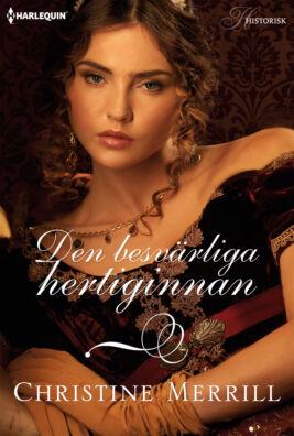 Den besvärliga hertiginnan - ebook