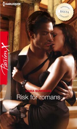 Risk för romans - ebook