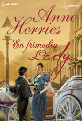 En frimodig lady - ebook
