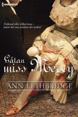 Gåtan miss Merry - ebook