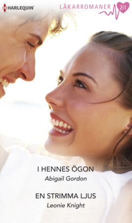 I hennes ögon/En strimma ljus - ebook