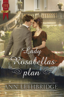 Lady Rosabellas plan - ebook