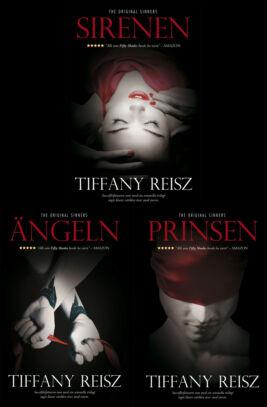 Sirenen/Ängeln/Prinsen - ebook