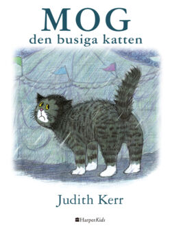 Mog den busiga katten - ebook