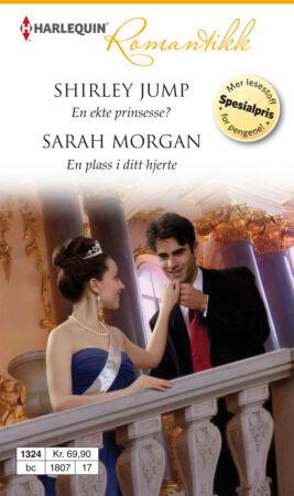 En ekte prinsesse?/En plass i ditt hjerte - ebook
