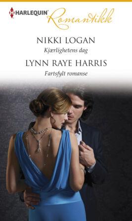 Kjærlighetens dag/Fartsfylt romanse - ebook
