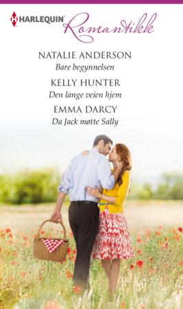 Bare begynnelsen/Den lange veien hjem/Da Jack møtte Sally - ebook