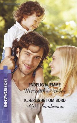 Endelig hjemme/Kjærlighet om bord - ebook