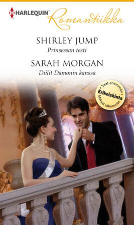 Prinsessan testi/Diilit Damonin kanssa - ebook