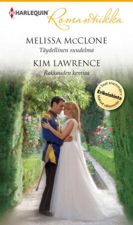 Täydellinen suudelma /Rakkauden kemiaa  - ebook