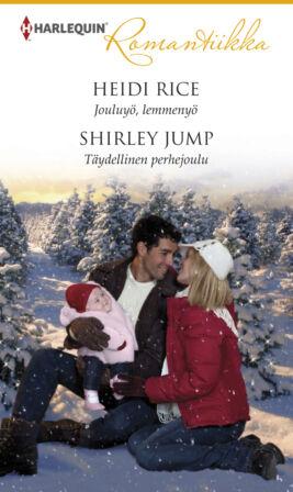 Jouluyö, lemmenyö/Täydellinen perhejoulu - ebook