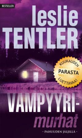 Vampyyrimurhat - ebook