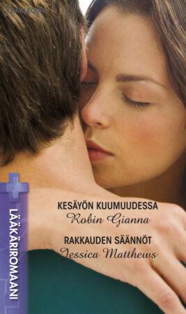 Kesäyön kuumuudessa/Rakkauden säännöt - ebook