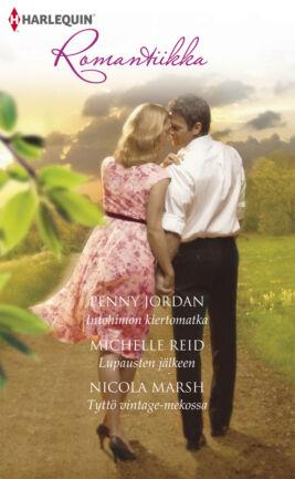 Intohimon kiertomatka/Lupausten jälkeen/Tyttö vintage-mekossa - ebook