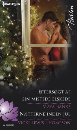 Eftersøgt af sin mistede elskede/Nætterne inden jul - ebook