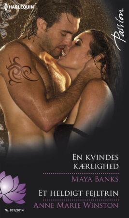 En kvindes kærlighed/Et heldigt fejltrin - ebook