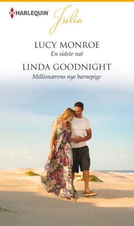 En sidste nat/Millionærens nye barnepige  - ebook