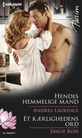 Hendes hemmelige mand/Et kærlighedens ord - ebook