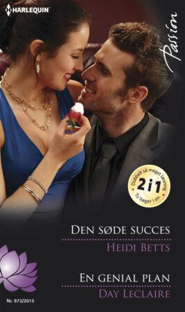 Den søde succes/En genial plan - ebook
