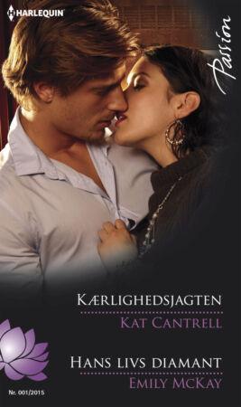 Kærlighedsjagten/Hans livs diamant - ebook