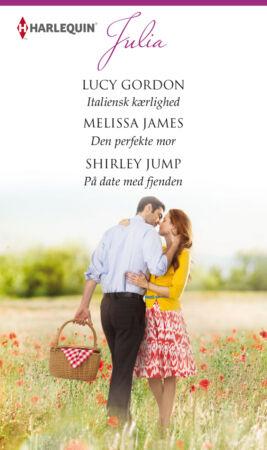Italiensk kærlighed/Den perfekte mor/På date med fjenden - ebook