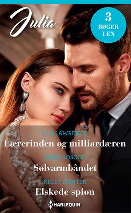 Lærerinden og milliardæren/Sølvarmbåndet/Elskede spion