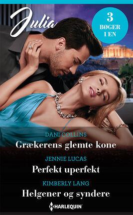 Grækerens glemte kone/Perfekt uperfekt/Helgener og syndere