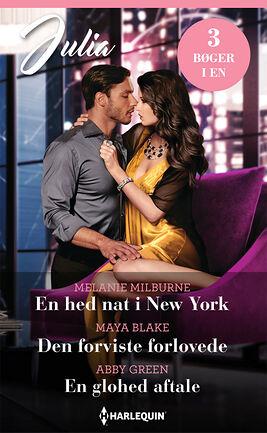 En hed nat i New York/Den forviste forlovede/ En glohed aftale