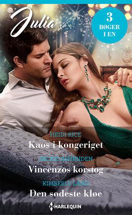 Kaos i kongeriget/Vincenzos korstog/Den sødeste kløe