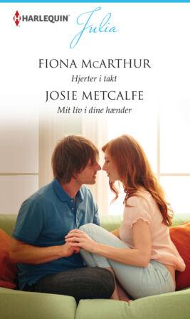 Hjerter i takt/Mit liv i dine hænder  - ebook