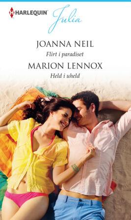 Flirt i paradiset/Held i uheld  - ebook