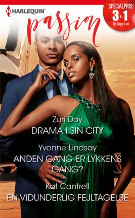 Drama i Sin City/Anden gang er lykkens gang?/En vidunderlig fejltagelse
