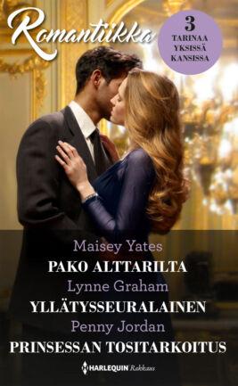 Pako alttarilta /Yllätysseuralainen/Prinsessan tositarkoitus