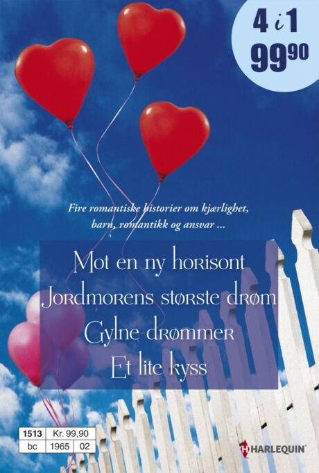 Harpercollins Nordic Mot en ny horisont/Jordmorens største drøm/Gylne drømmer/Et lite kyss