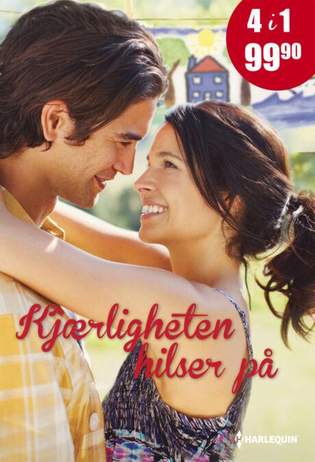 Harpercollins Nordic Kjærligheten hilser på