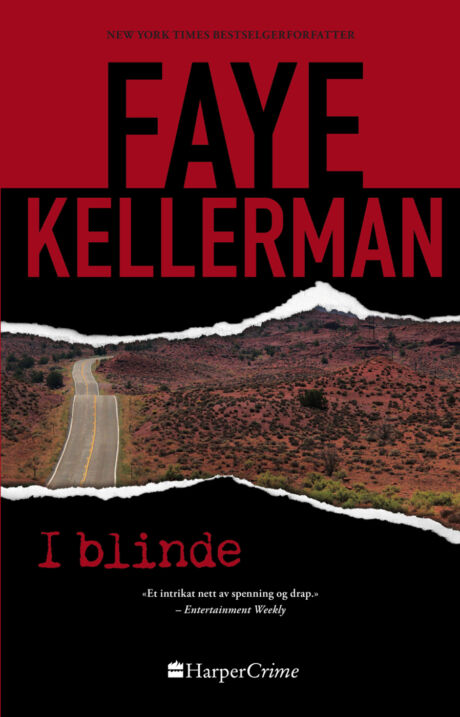 Harpercollins Nordic I blinde