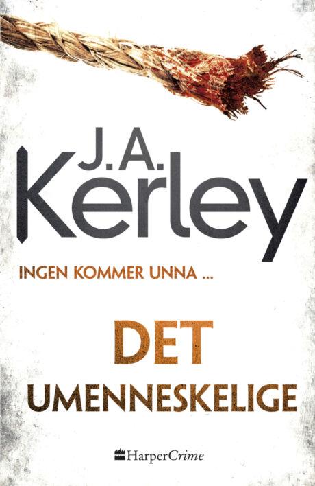 Harpercollins Nordic Det umenneskelige