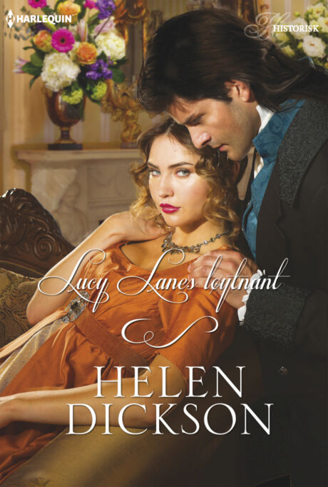Harpercollins Nordic Lucy Lanes løytnant - ebook