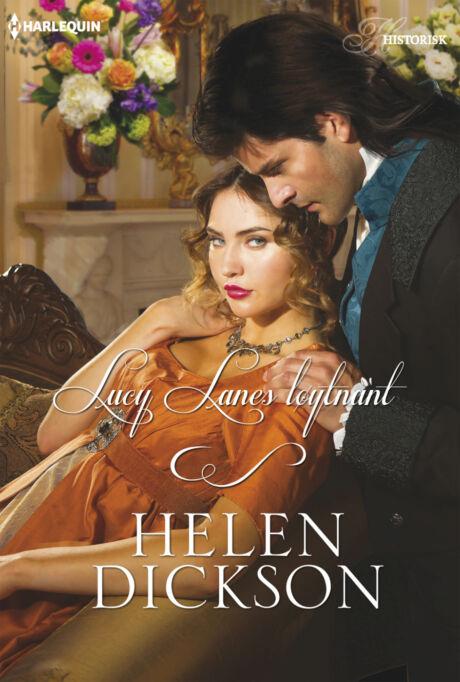 Harpercollins Nordic Lucy Lanes løytnant