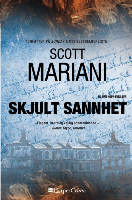 Harpercollins Nordic Skjult sannhet