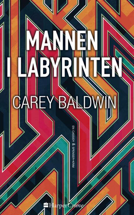 Harpercollins Nordic Mannen i labyrinten