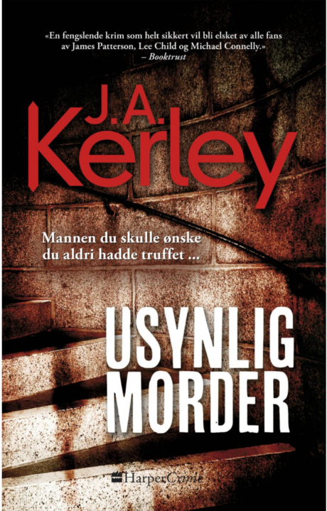 Harpercollins Nordic Usynlig morder