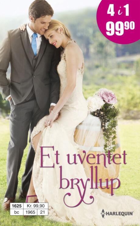 Harpercollins Nordic Et uventet bryllup