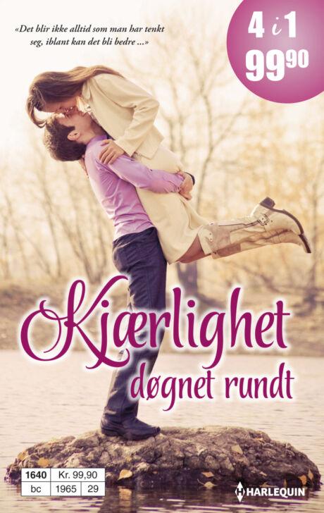 Harpercollins Nordic Kjærlighet døgnet rundt